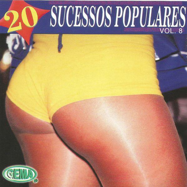 Various Artists - 20 Sucessos Populares, Vol. 8