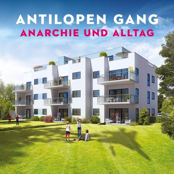 Antilopen Gang - Anarchie und Alltag + Bonusalbum Atombombe auf Deutschland
