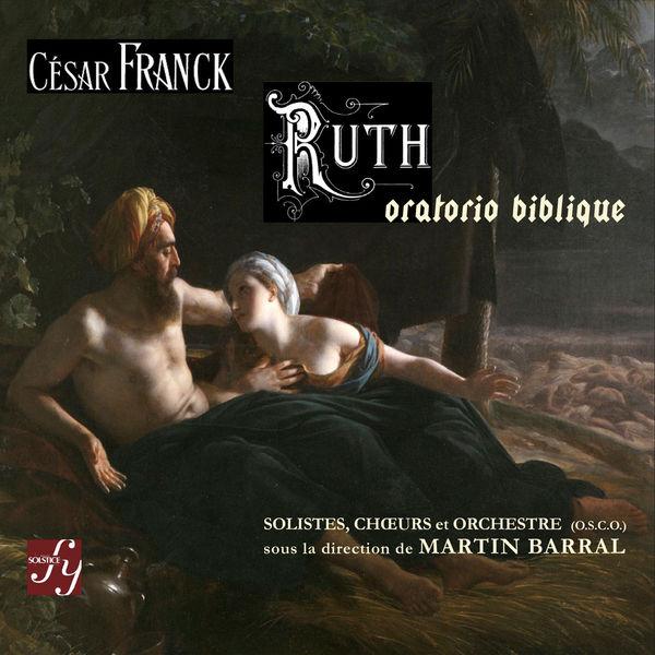 Martin Barral Ruth, oratorio biblique