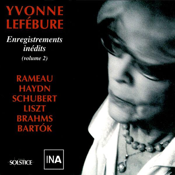 Yvonne Lefébure|Enregistrements inédits (volume 2)
