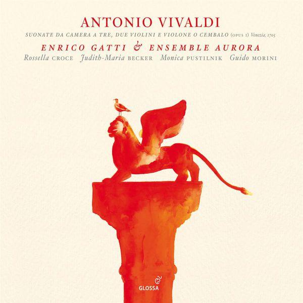Enrico Gatti - Vivaldi, A.: Trio Sonatas, Op. 1, Nos. 1-12