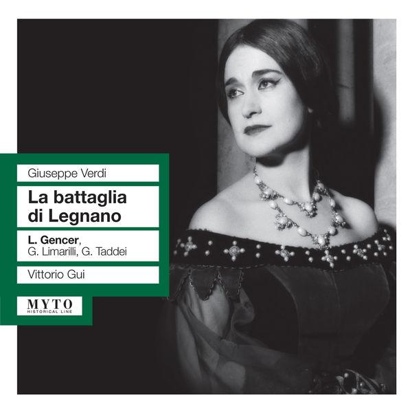 Vittorio Gui|La Battaglia di Legnano (Intégrale)