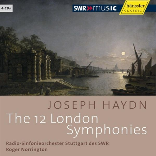 WDR Sinfonieorchester Köln - Haydn, J.: The 12 London Symphonies