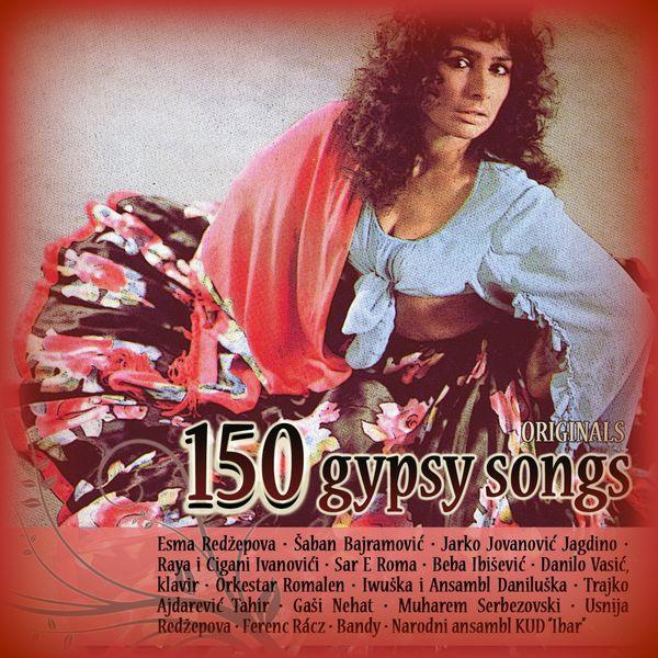 Razni izvođači - 150 Gipsy Songs