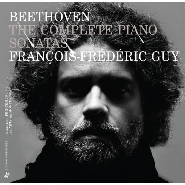 François-Frédéric Guy - Beethoven: The Complete Piano Sonatas