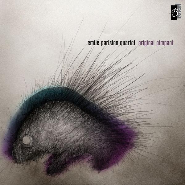 Emile Parisien Quartet - Original pimpant