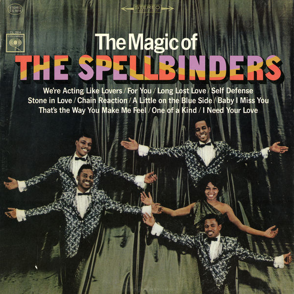 The Spellbinders - The Magic of the Spellbinders