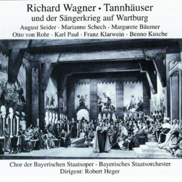Robert Heger - Tannhäuser - Richard Wagner