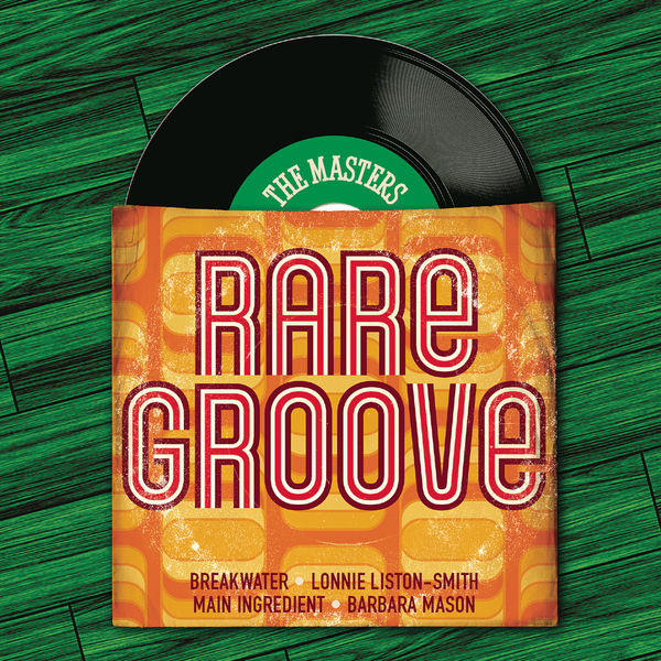 Various Artists - The Masters Series: Rare Groove
