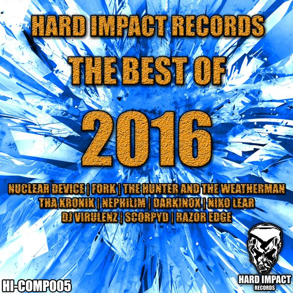 Various Artists - Hard Impact Records (The Best of 2016)