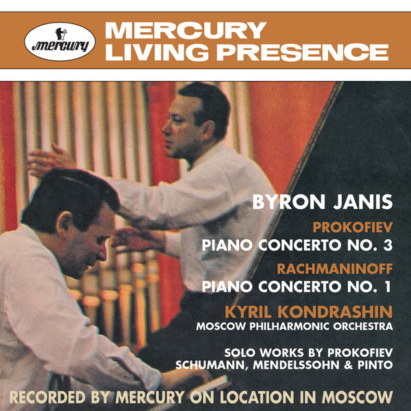 Byron Janis|Prokofiev: Piano Concerto No.3; Rachmaninov: Piano Concerto No.1
