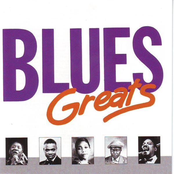 Various Artists - Blues Greats