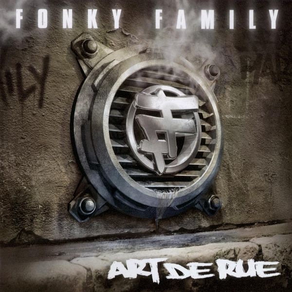 album fonky family art de rue