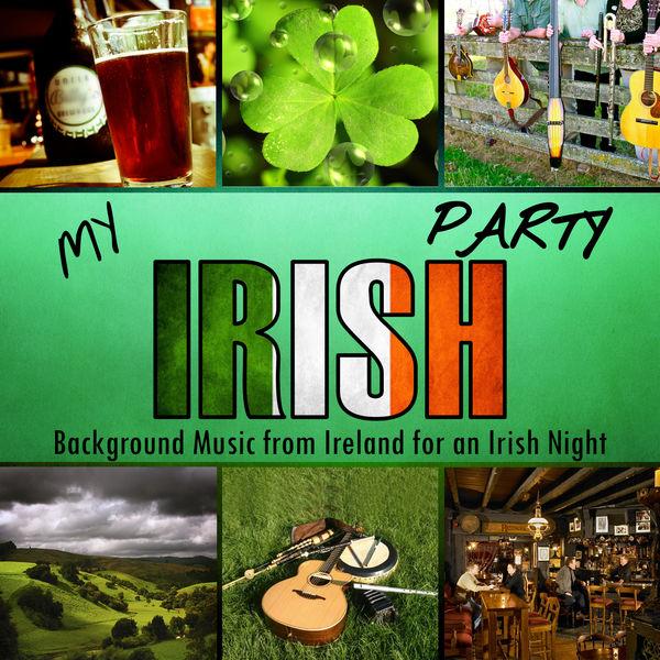 Nuada Celtic Band - My Irish Party. Background Music from Ireland for an Irish Night