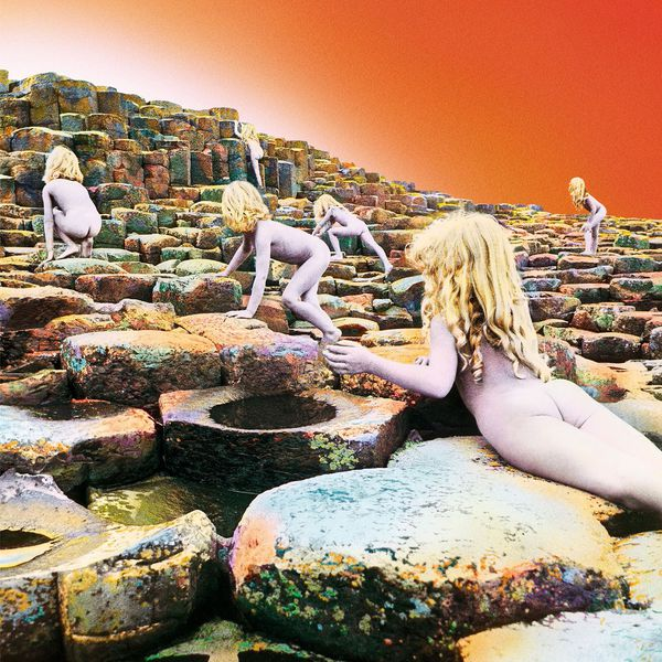 Led Zeppelin - Houses Of The Holy (HD Remastered Edition)