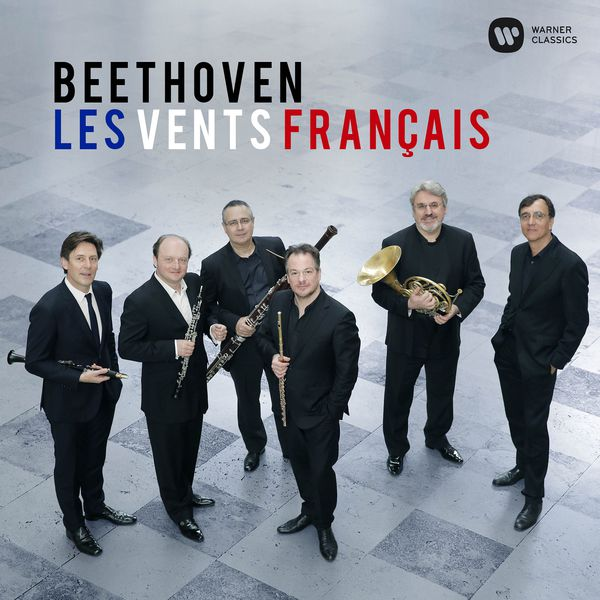Les Vents Français - Beethoven: Chamber Music for Winds