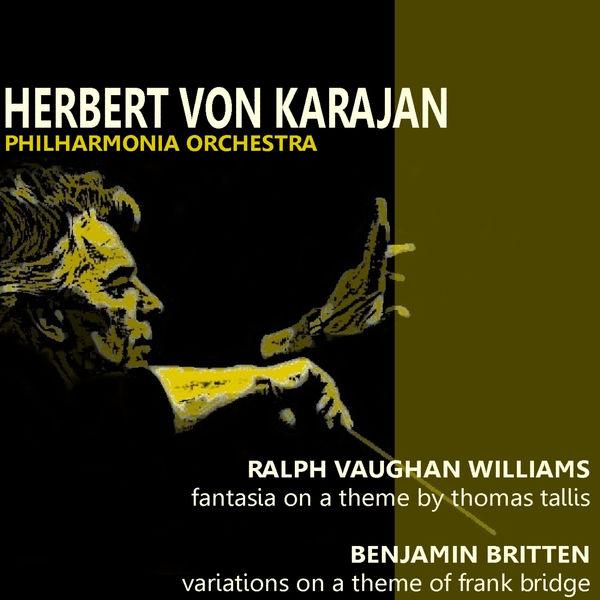 Philharmonia Orchestra - Vaughan Williams: Fantasia on a Theme by Thomas Tallis - Britten: Variations on a Theme of Frank Bridge