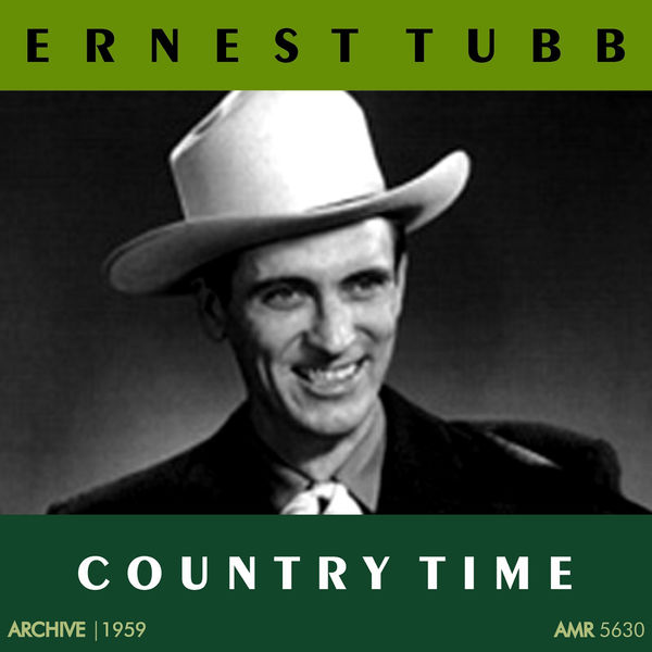 Ernest Tubb - Country Time