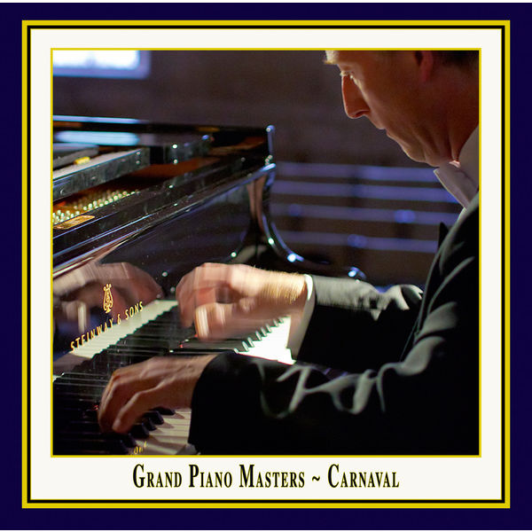 Rolf Plagge - Grand Piano Masters: Carnaval