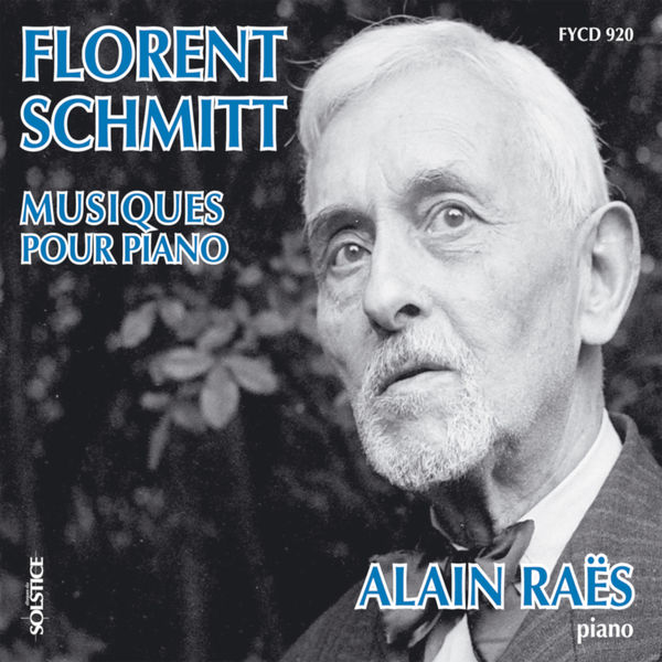 Alain Raës - Musiques pour piano
