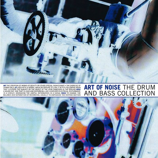 Art Of Noise|The Drum and Bass Collection