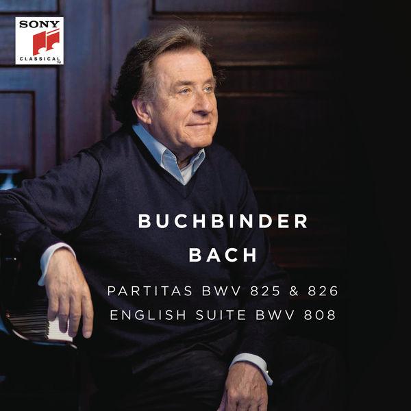 Rudolf Buchbinder - Bach: Partitas, BWV 825 & 826 - English Suite, BWV 808