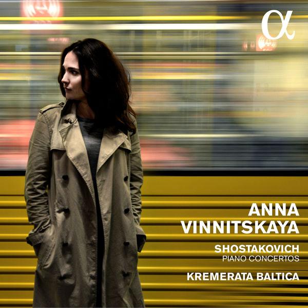 Anna Vinnitskaya - Shostakovich: Piano Concertos Nos. 1 & 2