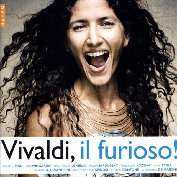 Various Interprets - Vivaldi: Il Furioso!