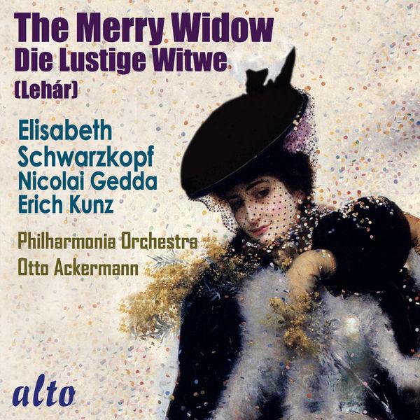 Various Interprets - Lehár: The Merry Widow