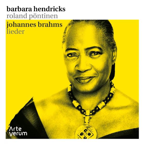 Barbara Hendricks - Brahms: Lieder