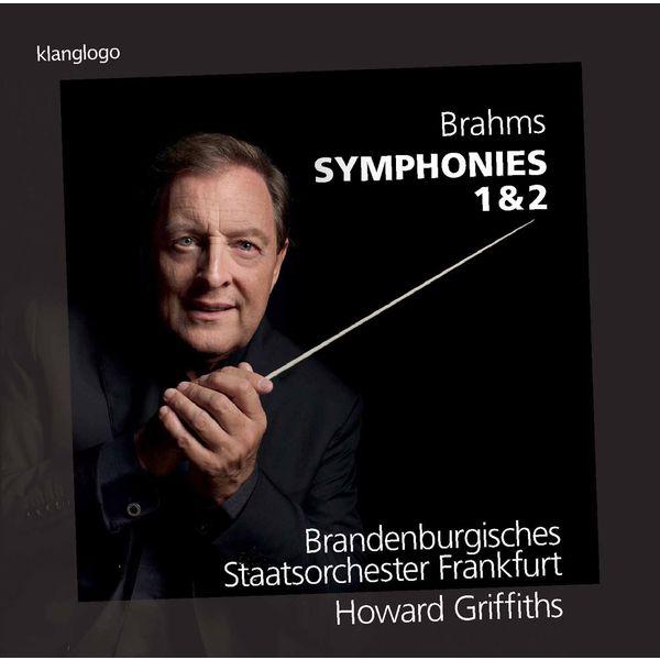 Brandenburgisches Staatsorchester Frankfurt - Brahms: Symphonies 1 & 2
