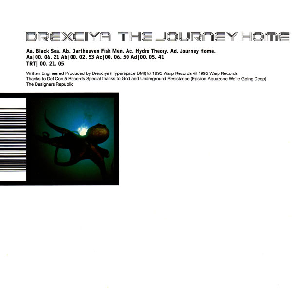 Drexciya - The Journey Home