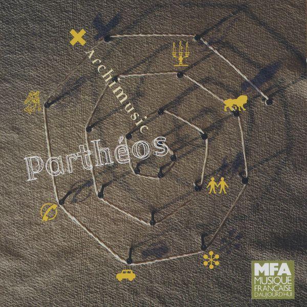 Serge Adam - Parthéos / Archimusic