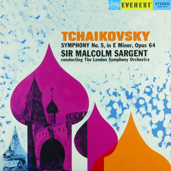 London Symphony Orchestra - Tchaikovsky: Symphony No. 5 in E Major, Op. 64 (Transferred from the Original Everest Records Master Tapes)