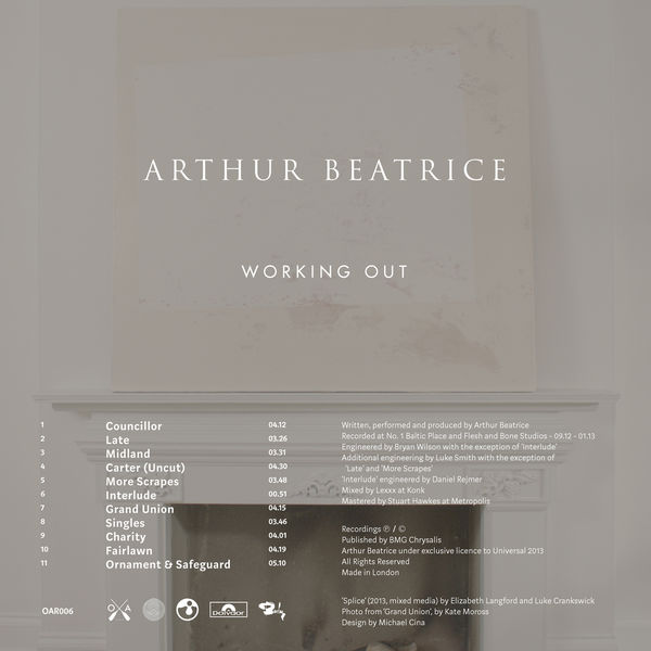 Arthur Beatrice - Working Out