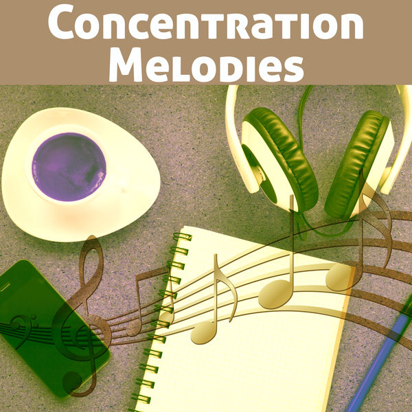 Album Concentration Melodies – Music for Learning, Creative