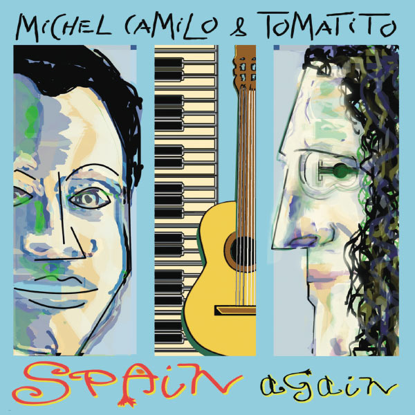 Michel Camilo - Spain Again