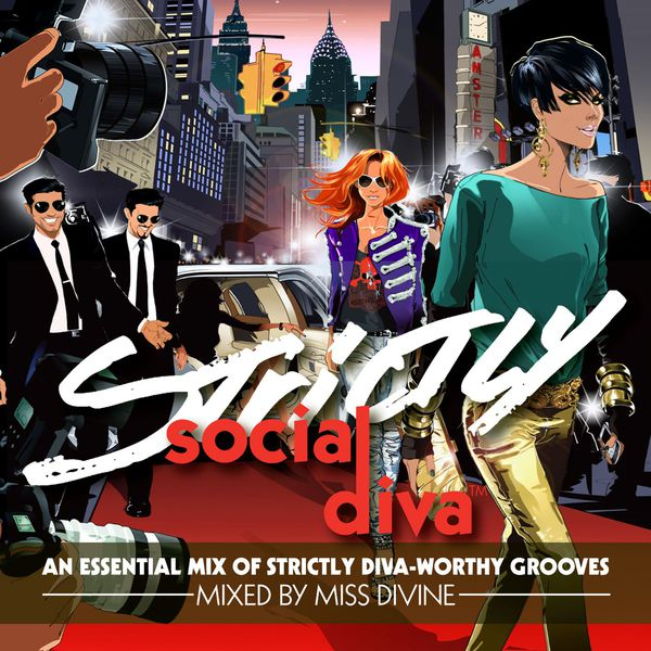 Various Artists - Strictly Social Diva
