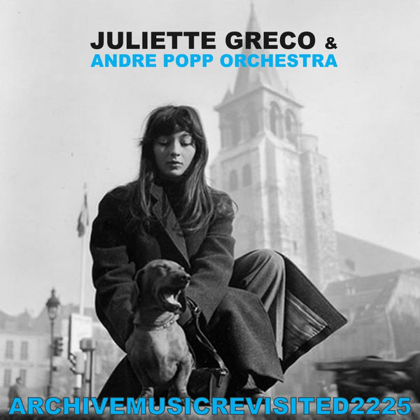 Juliette Gréco - Juliette Greco With Andre Popp Orchestra - EP