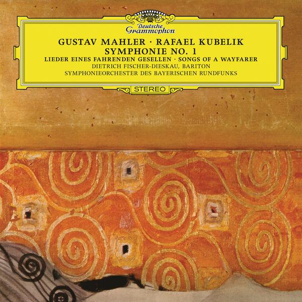 Dietrich Fischer-Dieskau|Mahler: Symphony No.1 In D Major; Lieder eines fahrenden Gesellen