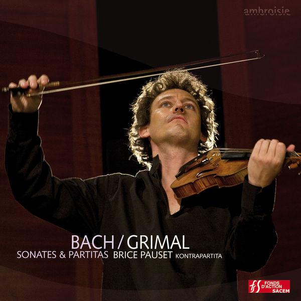 David Grimal - Sonates et Partitas pour violon seul (Intégrale)