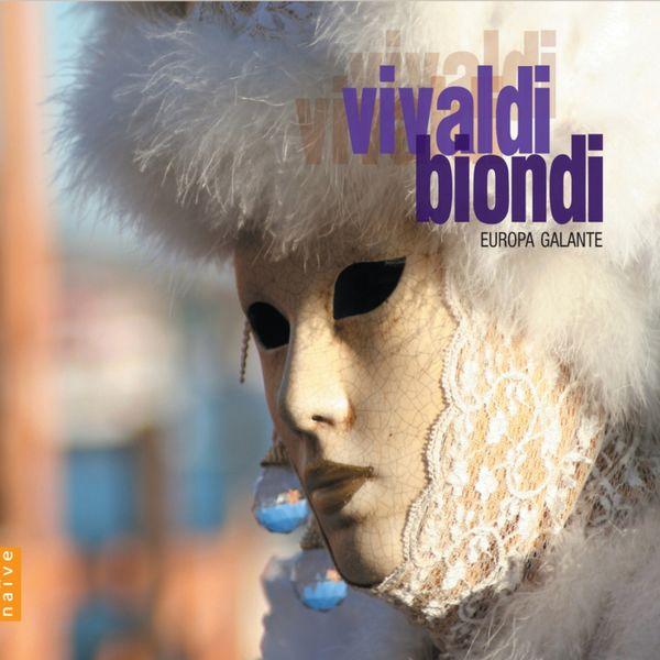 Europa Galante - Vivaldi: Concerti