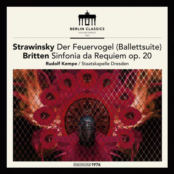 Rudolf Kempe - Stravinsky: The Firebird (Suite)  Britten: Sinfonia da Requiem