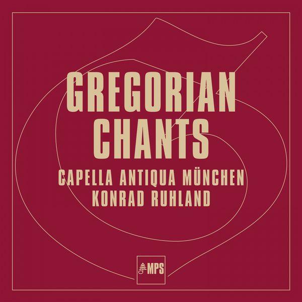 Capella Antiqua München & Konrad Ruhland - Gregorian Chants