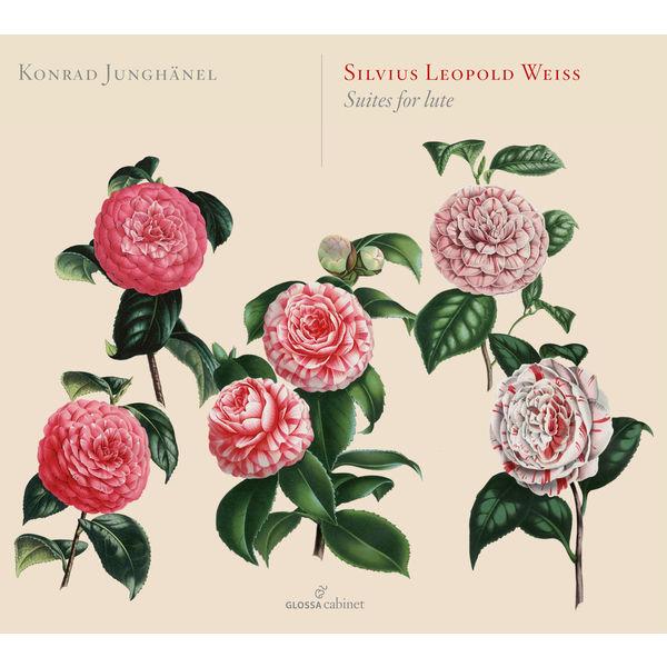 Konrad Junghänel - Silvius Leopold Weiss : Suites for Lute