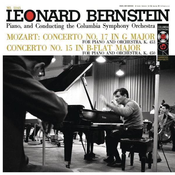 Leonard Bernstein Mozart: Piano Concertos Nos. 15 & 17  ((Remastered))