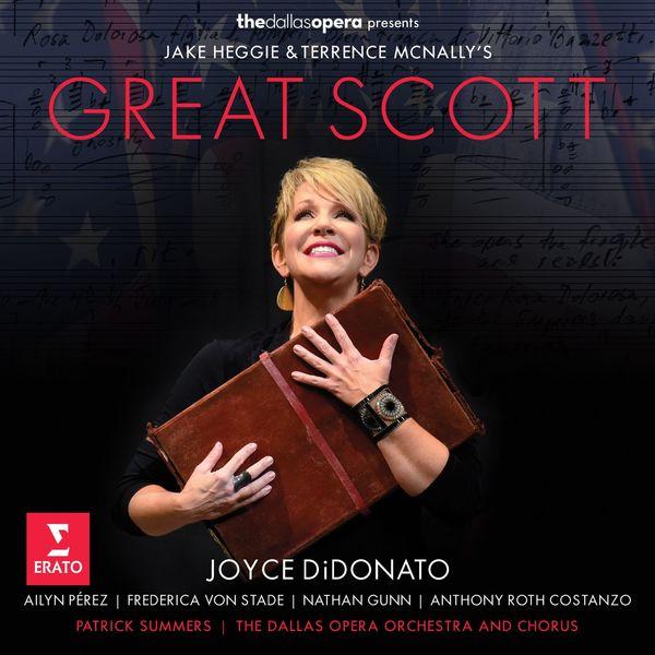 Joyce DiDonato - Jake Heggie : Great Scott
