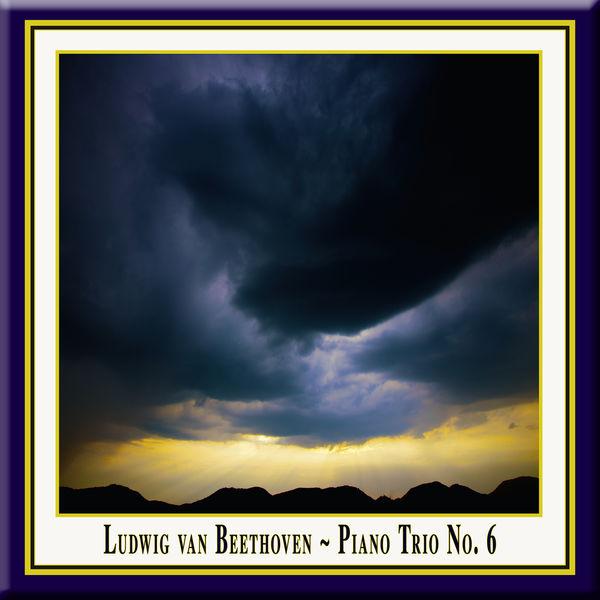 Trio Fontenay - Beethoven: Piano Trio No. 6 in E-Flat Major, Op. 70, No. 2 (Live)