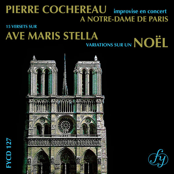 Pierre Cochereau - Improvise en concert à Notre-Dame de Paris