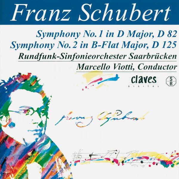 Rundfunk-Sinfonieorchester Saarbrücken|Schubert: The Complete Symphonic Works, Vol. II
